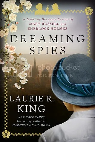 Dreaming Spies by Laurie R King Book Cover