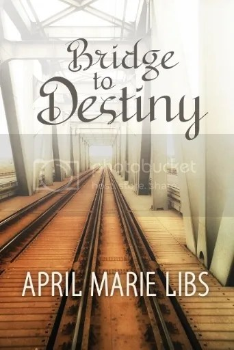 Bridge to Destiny by April Marie Libs book cover
