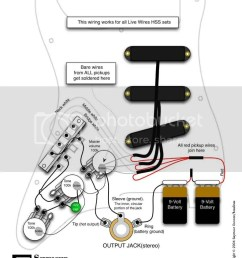 emg dual humbucker wiring diagram wiring diagram inside emg humbucker wiring diagram 3 [ 791 x 1024 Pixel ]