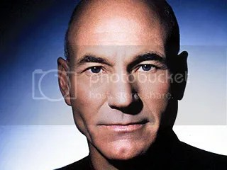 Captain Packard, Star Trek, Patrick Stewart
