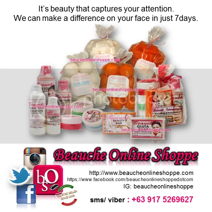 beauche set how to use