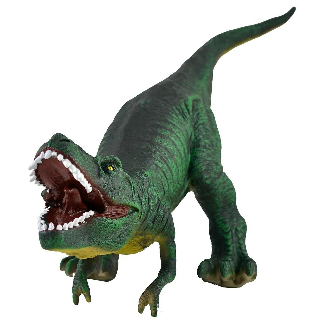Large 18 45cm Soft Stuffed Rubber Dinosaur T Rex