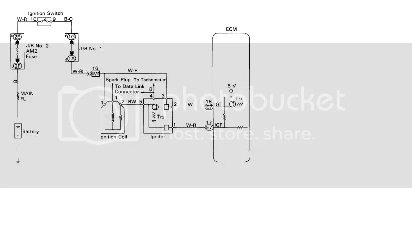 Camry Coil Diagram, Camry, Free Engine Image For User