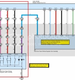 power window switch wiring diagram toyota wiring schematic diagramtailgate window console switch not working rear [ 1024 x 891 Pixel ]