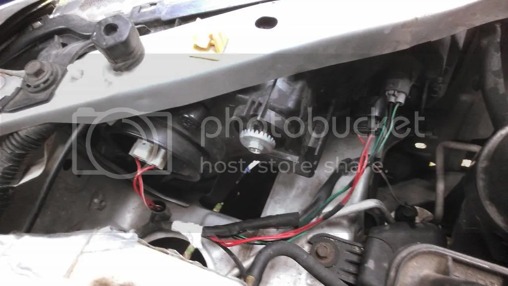Thread Protege5 Headlight Front End Wiring Questions