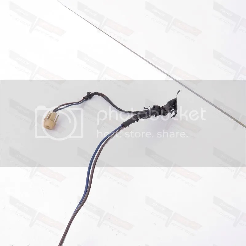 Used $49.99 Corvette Original Power Windows Wire Harness 1974