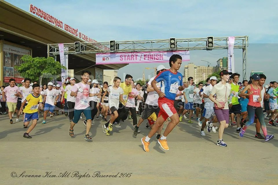 Run for Fight Against Cancer