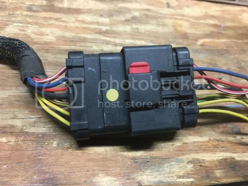 small resolution of jeep door wiring harnes
