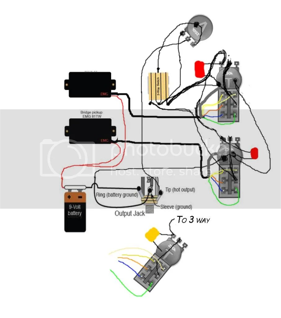 hight resolution of emg ground wiring problems ultimate guitar wiring diagram data val emg ground wiring problems ultimate guitar