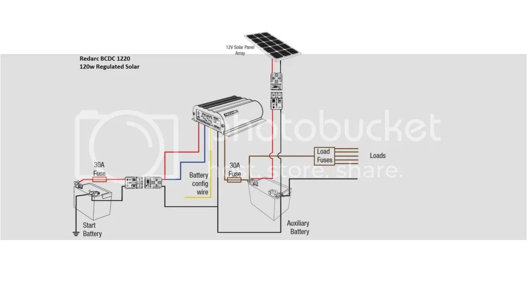 redarc bcdc1220 wiring diagram what is a venn instructions free for you bcdc 1220 and regulated solar electronics rh com au light switch aftermarket ignition