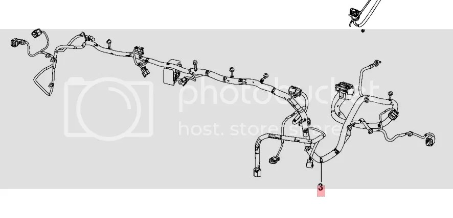 Factory Upgrade Projector Style Headlight Wiring Harness
