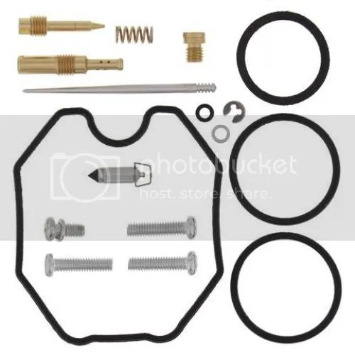 Carb Rebuild Carburetor Repair Kit Polaris RZR 170 2009