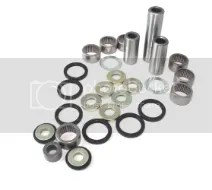 Main Crankshaft Bearings and Seals Kit Honda CR250R 1992-2007