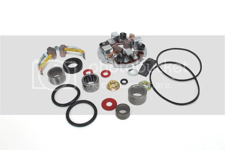 Starter Repair Kit Brush Holder SMU9125 Honda CB900F (919