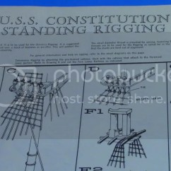 Uss Constitution Rigging Diagram Haltech Iq3 Wiring Revell 1 96 International Scale Modeller Image