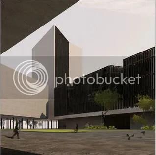 Guadalajara | Ciudad Judicial de la Federación | Propuesta - AD11 (1/6)