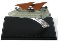 Jabba The Hutt's Sail Barge - No. 8 - STAR WARS ...