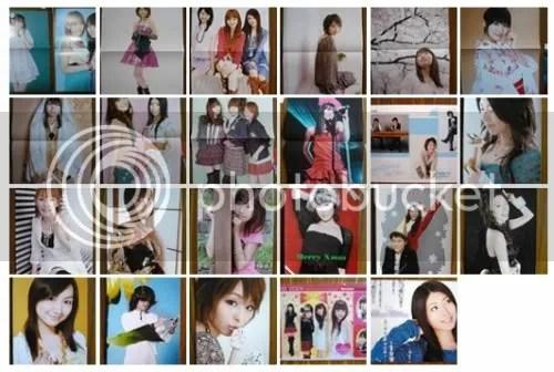 Seiyuu Merchandises