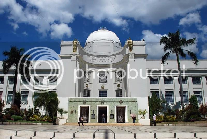 Cebu Provincial Capitol building, Cebu, Philippines