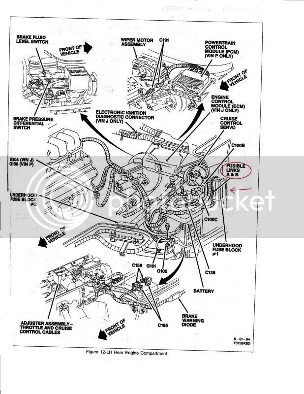 Help! 1995 Auto, No Crank, not VATS