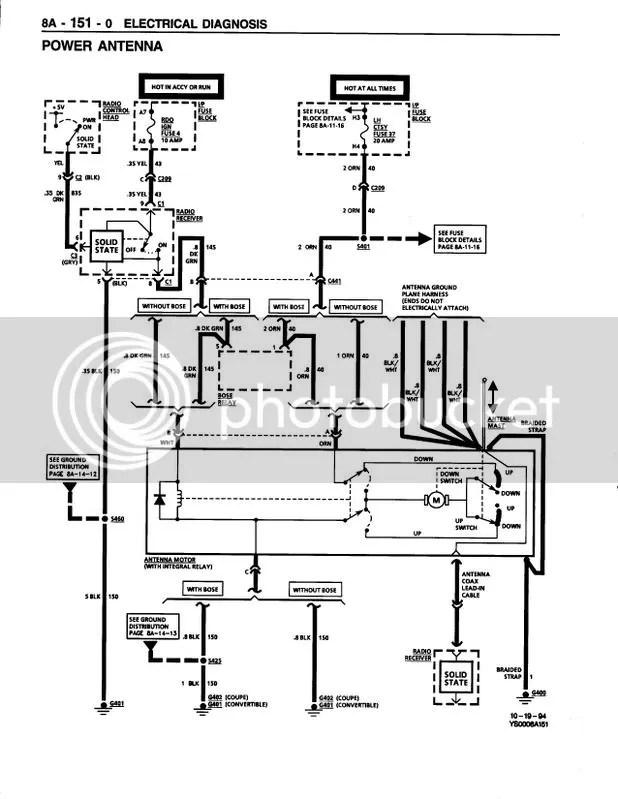 Car Antenna Wiring Diagram Car Get Free Image About Wiring Diagram