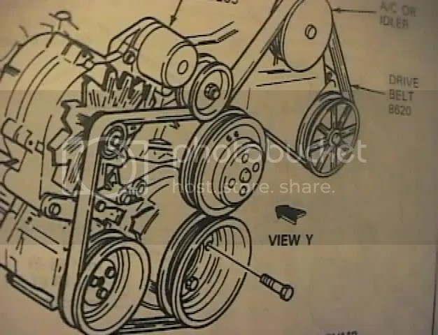 Belt Diagram For 73 Ford Truck Enthusiasts Forums