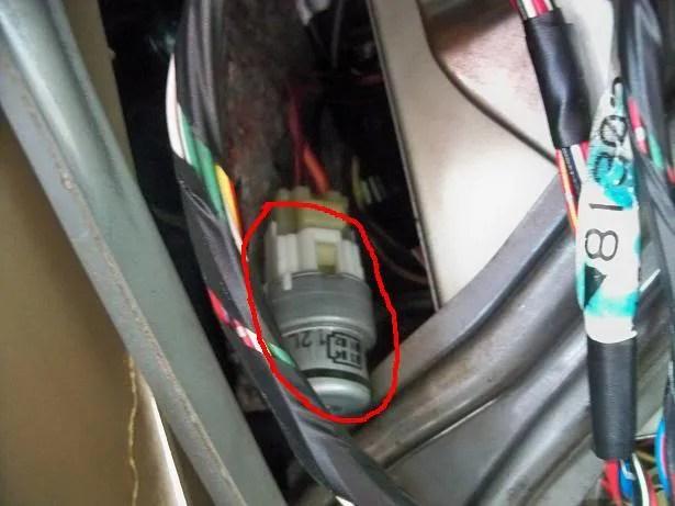 1998 Subaru Legacy Fuel Pump Location