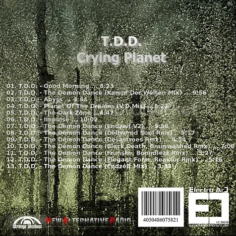T.D.D. - crying Planet