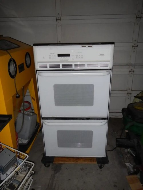 small resolution of help needed with a double oven conversion