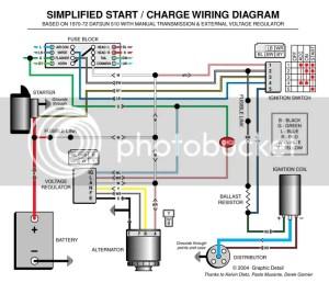12v pos ground to 12v neg ground  Electrical  Ratsun