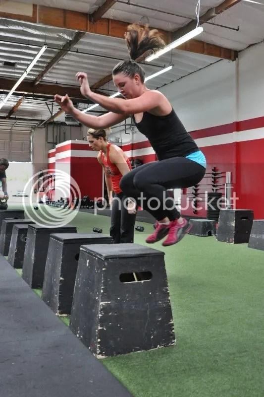 cross fit, cross fit, jump box