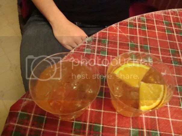 champagne punch drinks