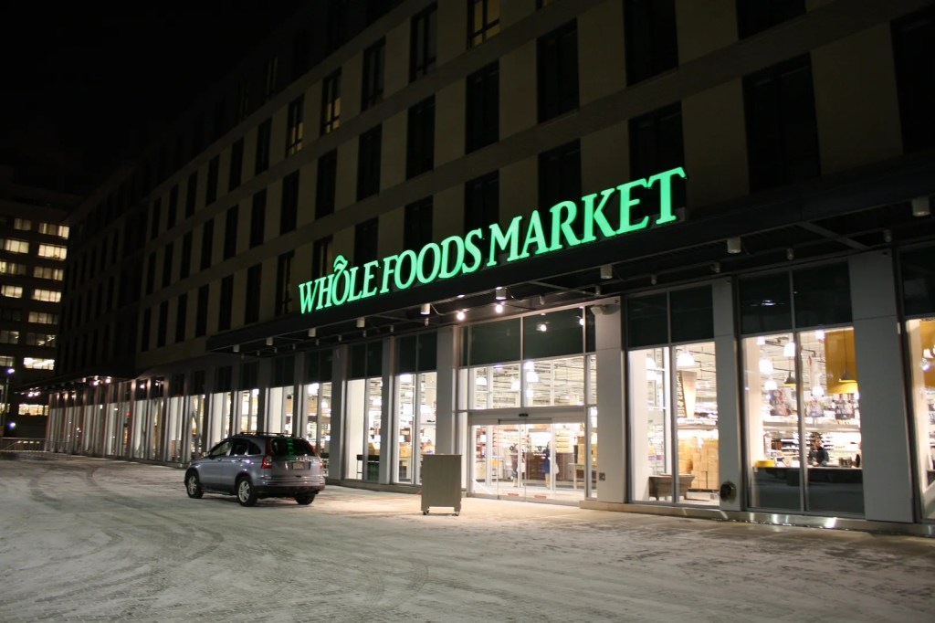 Whole Foods Market South End Ink Block
