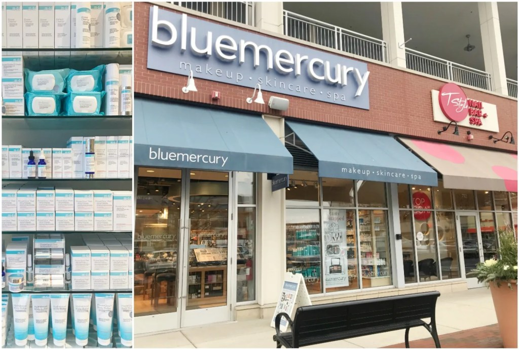 blue mercury legacy place