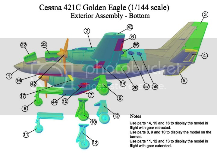Cessna 177 Interior Plastic - Piper Interior Plastic Parts