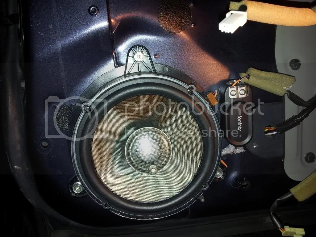 Replacement Door Speakers And Tweeter Pics