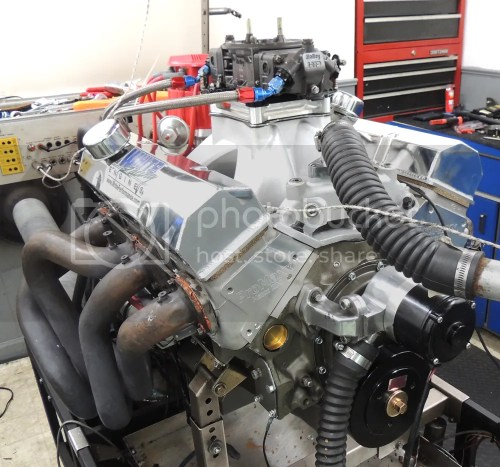 small resolution of  4 0 stroker kit sbc 396 stroker engine 558 hp mahle flat top pistons