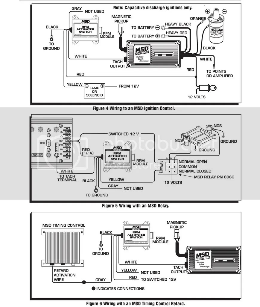 Msd Rpm Activated Switch Wpm
