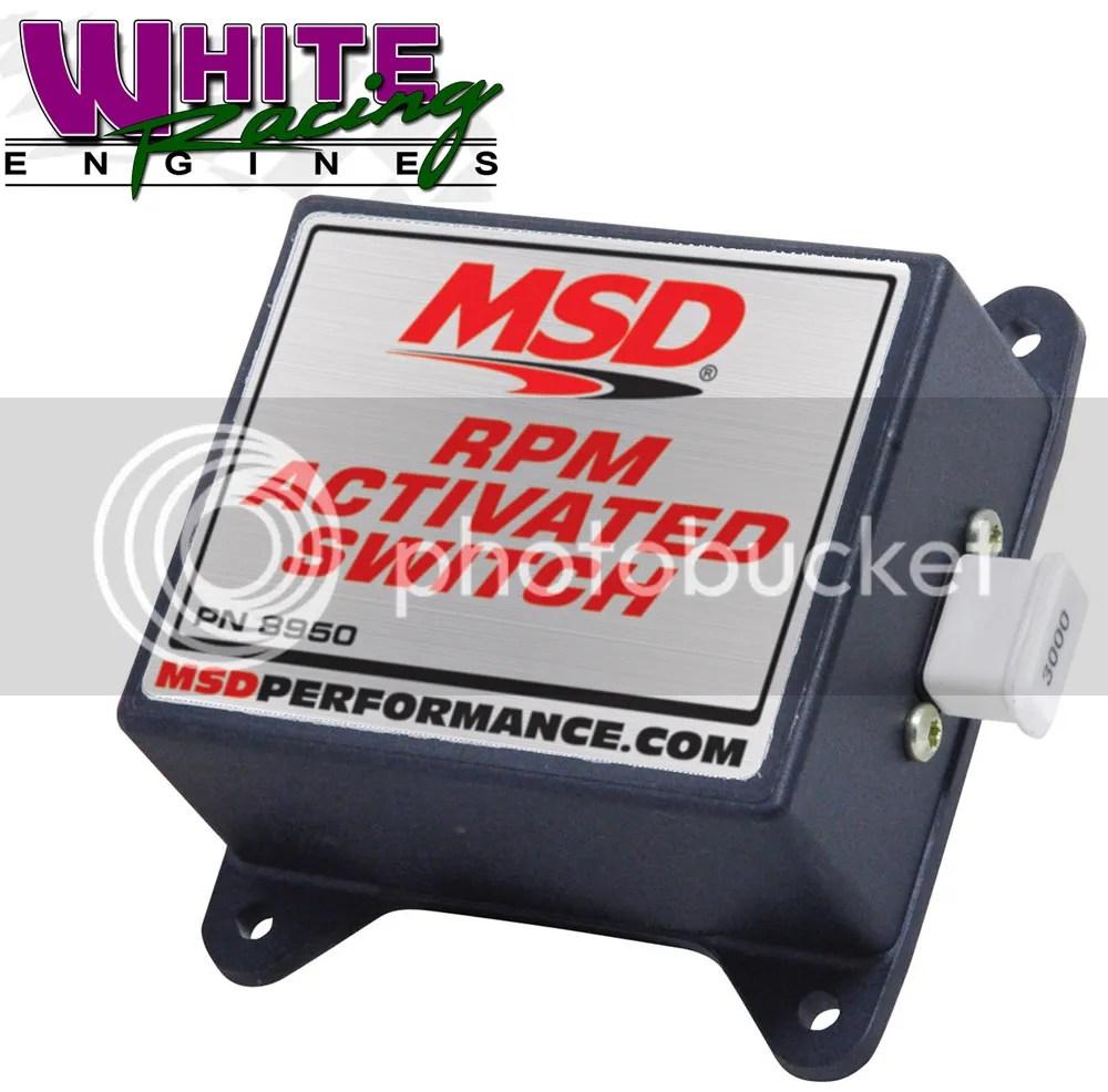 medium resolution of msd rpm activated switch wpm 8950 ebay msd 8950 wiring diagram