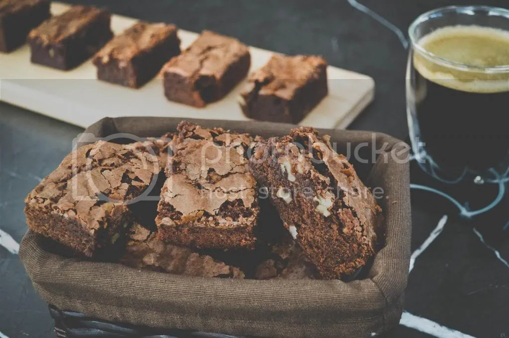 Orange and Cinnamon Chocolate Brownies