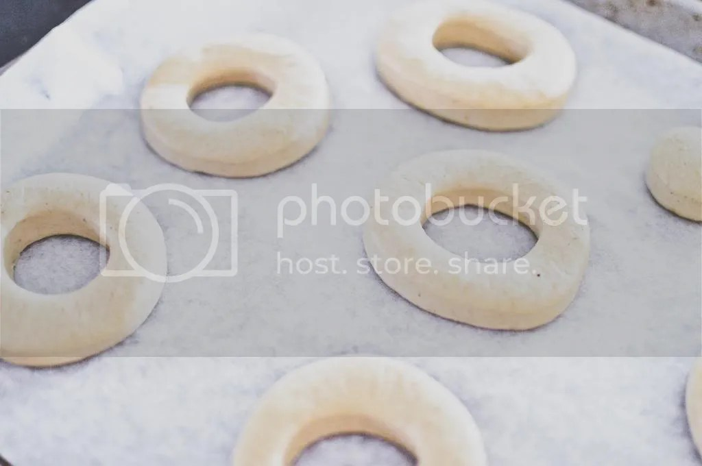 Unbaked Donuts