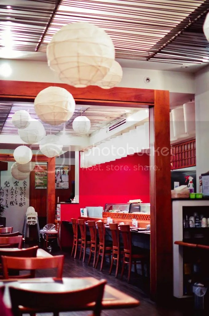 Yuuga Japanese Restaurant Interior
