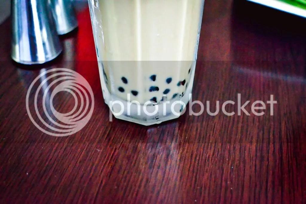 Pearl Milk Tea