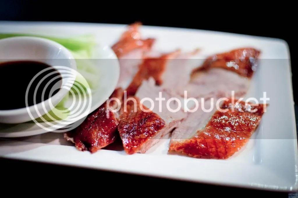 Peking Duck Wraps