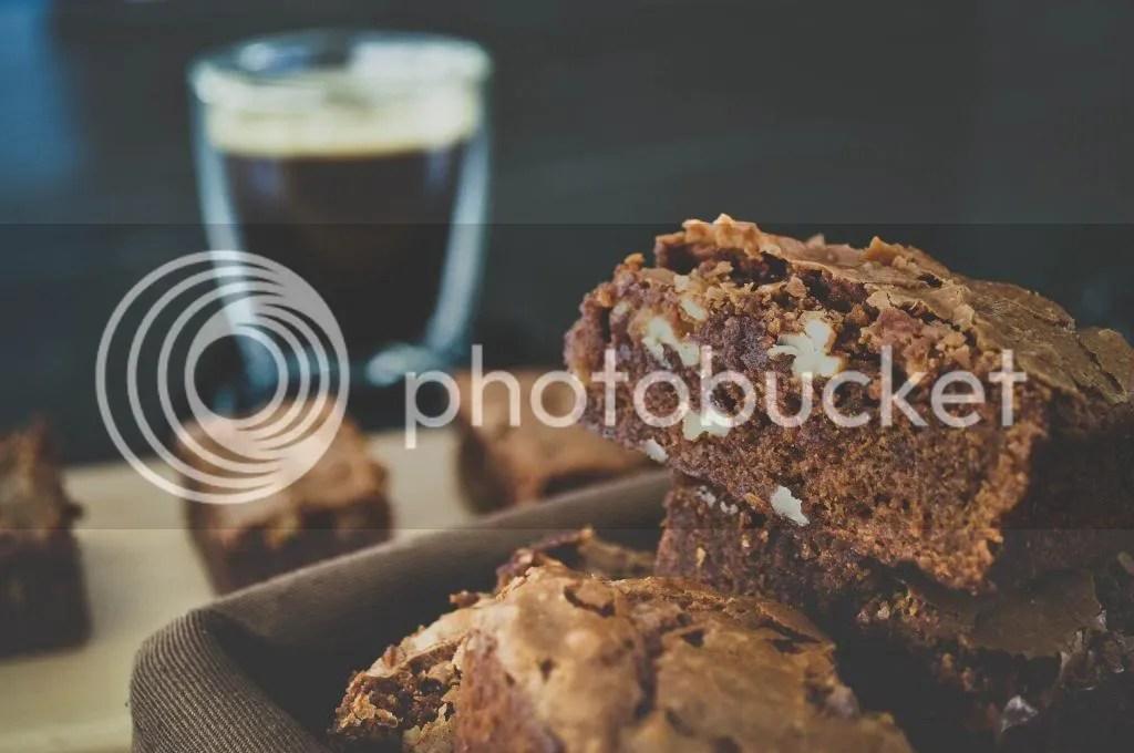Orange and Cinnamon Chocolate Brownies