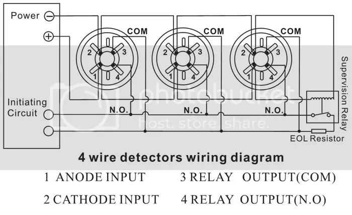 5pc AT-602PC-4 4-Wire Connection Point Photoelectronic