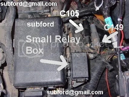 2001 ford f350 trailer wiring diagram 1 phase contactor with overload - truck enthusiasts forums
