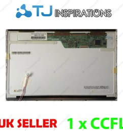 details about 13 3 laptop lcd ccfl screen for apple macbook model a1181 ma254ll a display new [ 1000 x 1000 Pixel ]