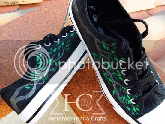 Zapatillas: Naturaleza