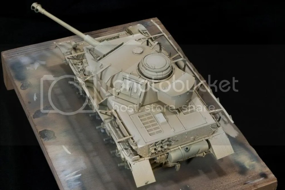 Pz.Kpfw.IV Ausf.H/zimmerit II. rész (3/4)